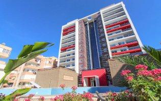 Новая просторная квартира в Махмутларе