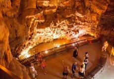 Пещера Дамлаташ в Аланье. Видеообзор