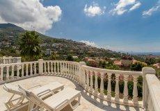 Вилла а Алании с потрясающим видом на море, горы и аланийскую крепость - 16