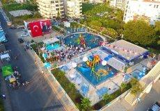 В Аланье открылась юбилейная детская площадка