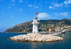 Аланья – вторая по популярности среди покупателей недвижимости в Анталийском регионе