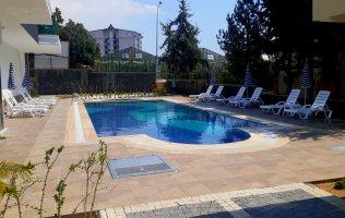 Комфортабельные квартиры 1+1 по доступной цене в Авсалларе