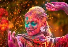 28 сентября в Аланье стартует фестиваль красок и музыки — Холифест