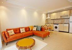 Квартира 1+1 в Махмутларе,Аланья с мебелью - 9