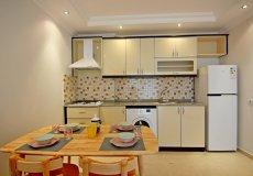 Меблированная квартира 1+1 в Махмутларе,Аланья - 8