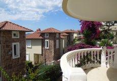 Вилла а Алании с потрясающим видом на море и знаменитую аланийскую крепость - 12
