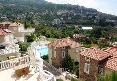 Вилла а Алании с потрясающим видом на море и знаменитую аланийскую крепость - 14