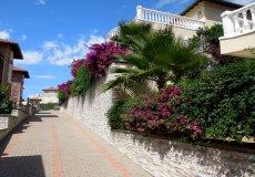 Вилла а Алании с потрясающим видом на море и знаменитую аланийскую крепость - 17