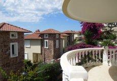 Вилла а Алании с потрясающим видом на море и знаменитую аланийскую крепость - 15