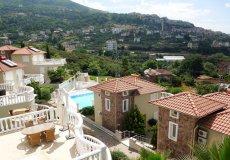 Вилла а Алании с потрясающим видом на море и знаменитую аланийскую крепость - 13