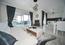 Меблированная квартира с видом на море в Махмутларе, Аланья - 14