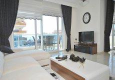 Меблированная квартира с видом на море в Махмутларе, Аланья - 16