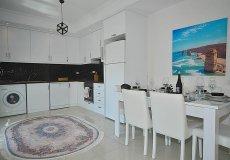 Меблированная квартира с видом на море в Махмутларе, Аланья - 18