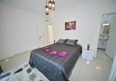 Меблированная квартира с видом на море в Махмутларе, Аланья - 23