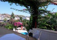Вилла в Аланье по цене квартиры в комплексе с бассейном  - 19