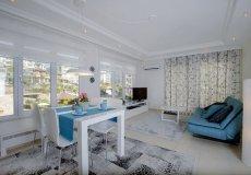 Квартира с мебелью в известном жилом комплексе в Аланье - 14