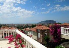 Вилла а Алании с потрясающим видом на море и знаменитую аланийскую крепость - 1