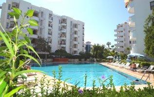 Квартира в Алании с видом на море по доступной цене