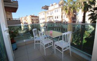Меблированная квартира в центре Алании по доступной цене