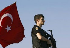 В Турции создадут «воздушную полицию»