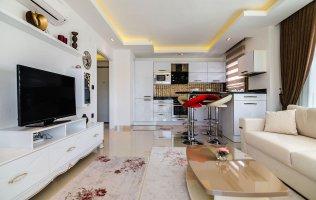 Современные квартиры в центре Махмутлара