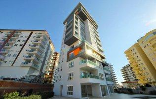 Меблированная квартира в Алании в новом комплексе район Махмутлар
