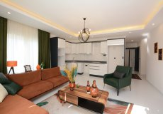 Новые апартаменты в Алании в жилом комплексе р. Махмутлар - 48