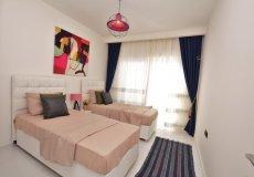 Новые апартаменты в Алании в жилом комплексе р. Махмутлар - 53