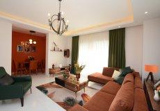 Новые апартаменты в Алании в жилом комплексе р. Махмутлар - 44