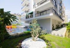 Новые апартаменты в Алании в жилом комплексе р. Махмутлар - 6