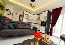 Новые апартаменты в Алании в жилом комплексе р. Махмутлар - 27