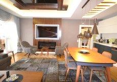 Современная квартира 2+1 в Алании элитном районе Оба - 7