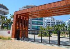 Новая квартира в Алании в престижном комплексе р.Оба - 5