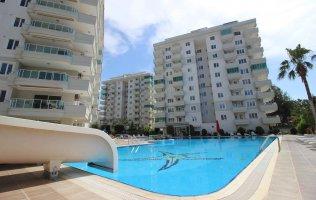 Апартаменты в Аланье в современном комплексе район Тосмур