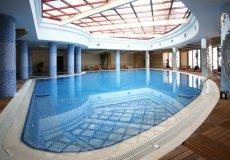 Вилла с бассейном в Алании в роскошном комплексе район Каргыджак  - 89