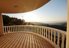 Цена снижена на 33 %! Вилла в Алании с видом на море в районе Каргыджак - 26