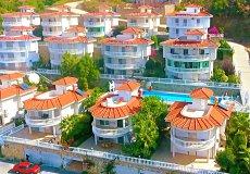 Цена снижена на 33 %! Вилла в Алании с видом на море в районе Каргыджак - 2