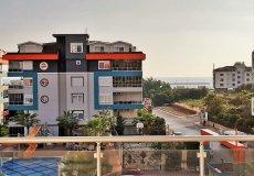 Квартира 1+1 с видом на море в современном комплексе в Кестеле - 3