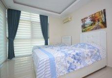 Меблированная квартира в Алании в современной резиденции, рядом с рекой Димчай, Кестель - 26