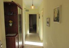 Просторная квартира в центре Алании с видом на море и Аланийскую крепость - 22