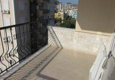 Просторная квартира в центре Алании с видом на море и Аланийскую крепость - 14