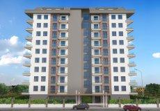 Новый инвестиционный проект в Алании, район Махмутлар - 3