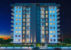 Новый инвестиционный проект в Алании, район Махмутлар - 7