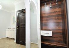 Меблированная квартира в Алании в жилом комплексе район Оба  - 11