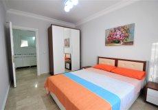 Меблированная квартира в Алании в жилом комплексе район Оба  - 13