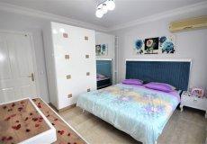 Меблированная квартира в Алании в жилом комплексе район Оба  - 16