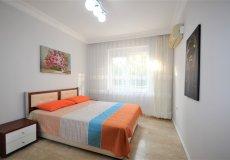 Меблированная квартира в Алании в жилом комплексе район Оба  - 14