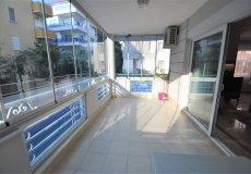 Меблированная квартира в Алании в жилом комплексе район Оба  - 18