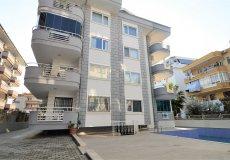 Меблированная квартира в Алании в жилом комплексе район Оба  - 26