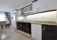 Меблированная квартира в Алании в жилом комплексе район Оба  - 4